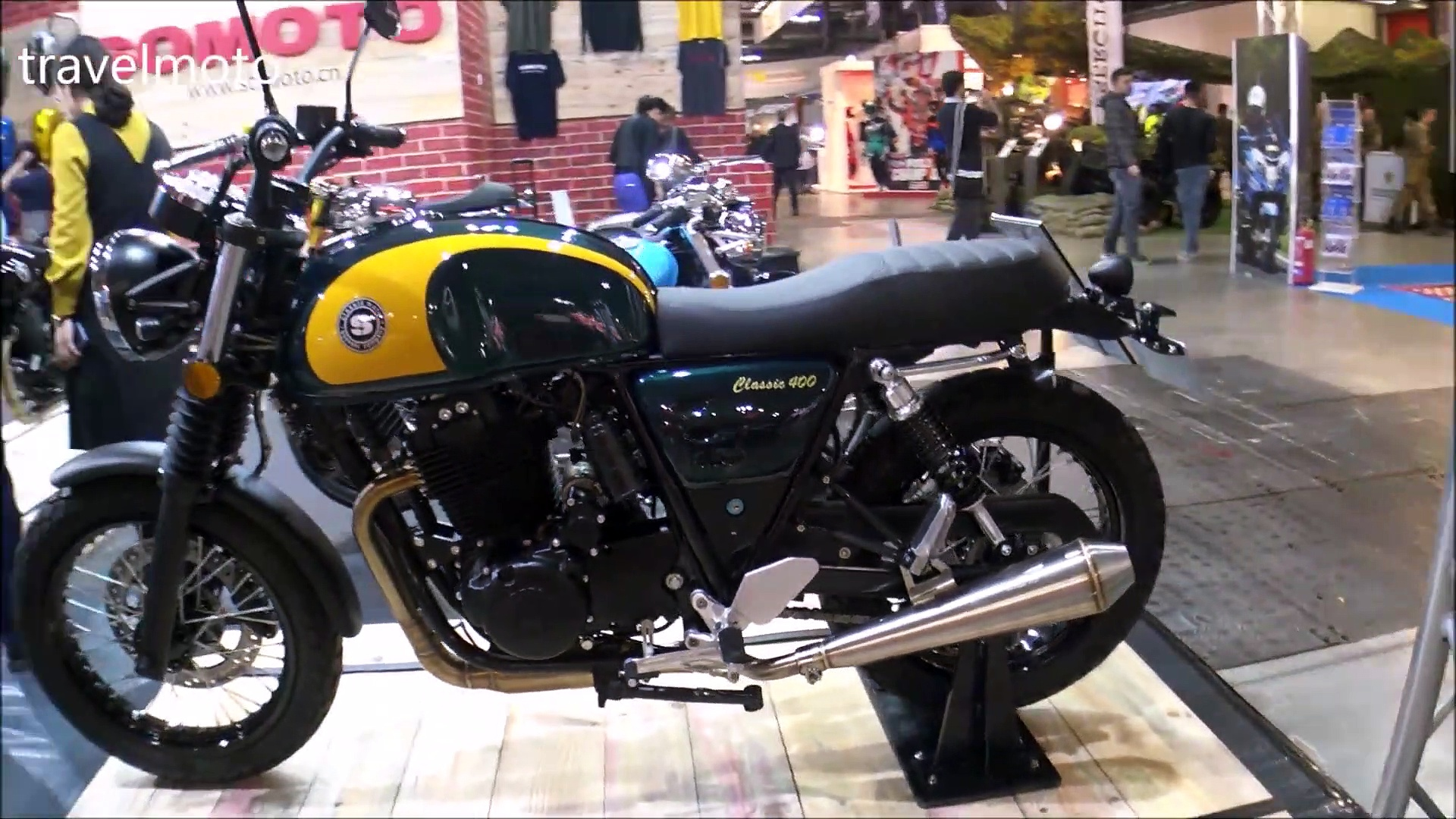 SOMOTO motorcycles 2019