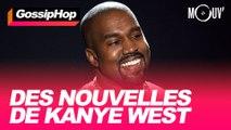 Des nouvelles de Kanye West #GOSSIPHOP