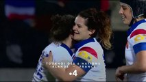 Tournoi des 6 nations féminin - Irlande/France - Bande annonce