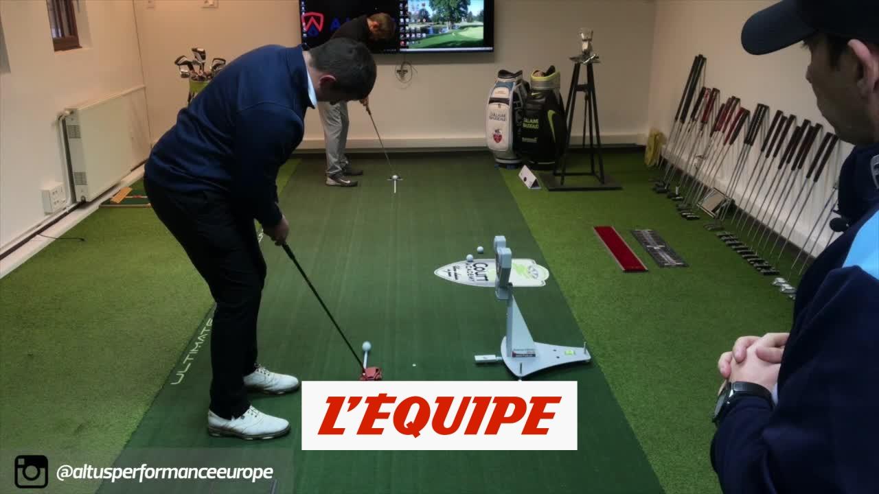 Putting et performance – Golf – Altus