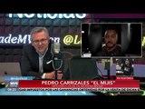 Puedo perdonar a quien intentó matarme: Pedro Carrizales