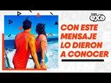 Patricio Araujo y Zudikey Rodríguez confirman su relación