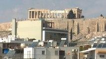 Une pétition pour interdire les grands immeubles autour de l'Acropole à Athènes
