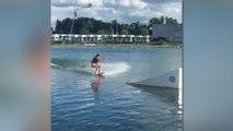 Wakeboard: sauter c'est bien, savoir atterrir, c'est mieux!