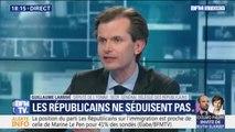 """Guillaume Larrivé: """"Les Républicains veulent être au rendez-vous des Européennes et à celui de 2022"""""""