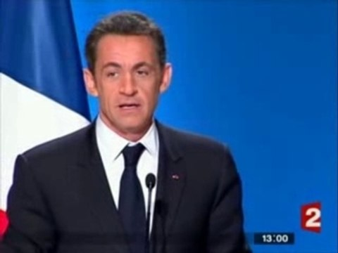 Nicolas Sarkozy, j'ai changé!