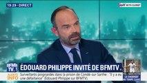 """Grand débat: Edouard Philippe salue """"l'ensemble des forces politiques, qui a décidé de le laisser se développer"""""""