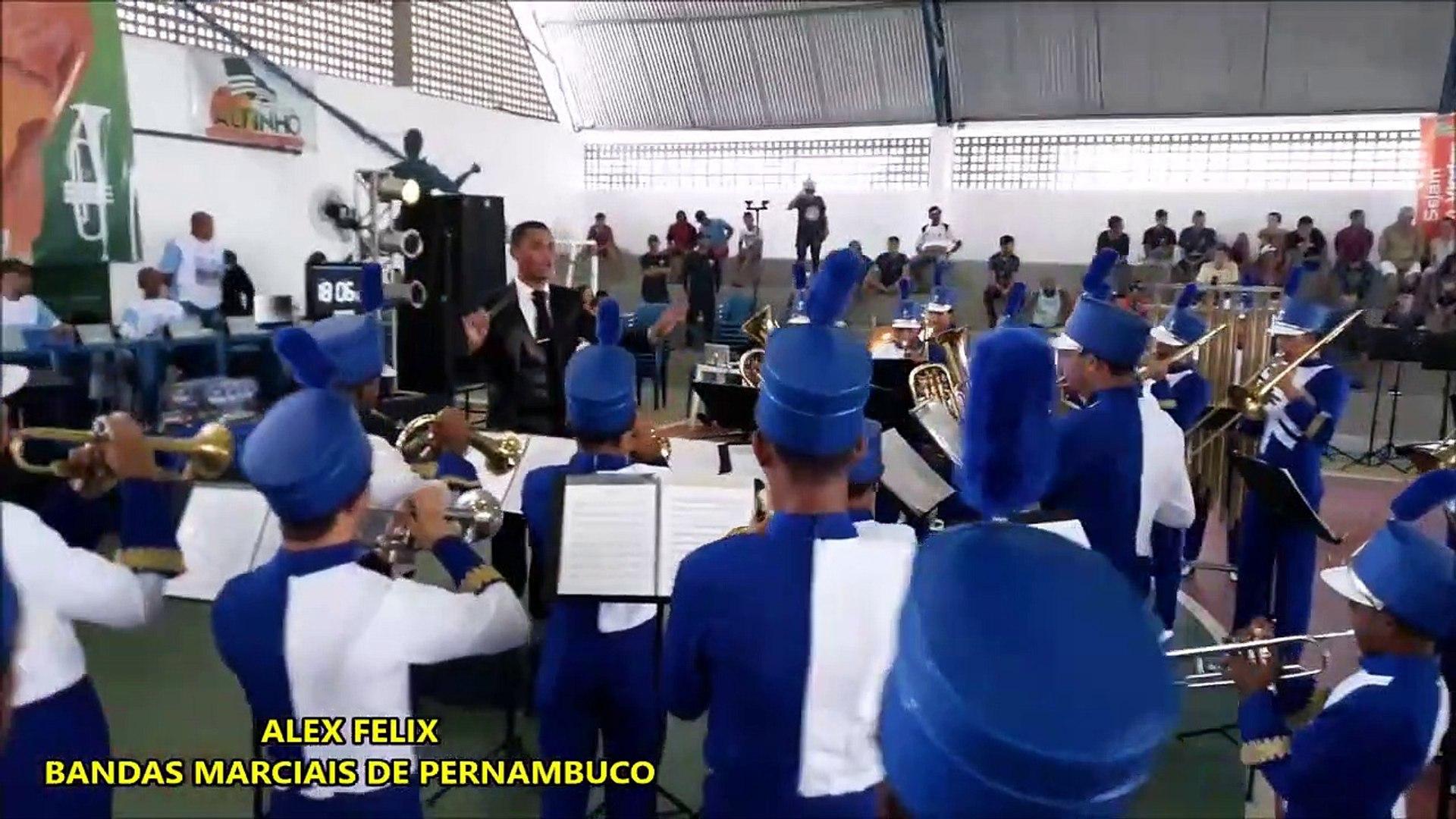 BAMUDA _ Banda Municipal de Davinopolis 2018 _ XI COPA NORDESTE NORTE DE BANDAS E FANFARRAS