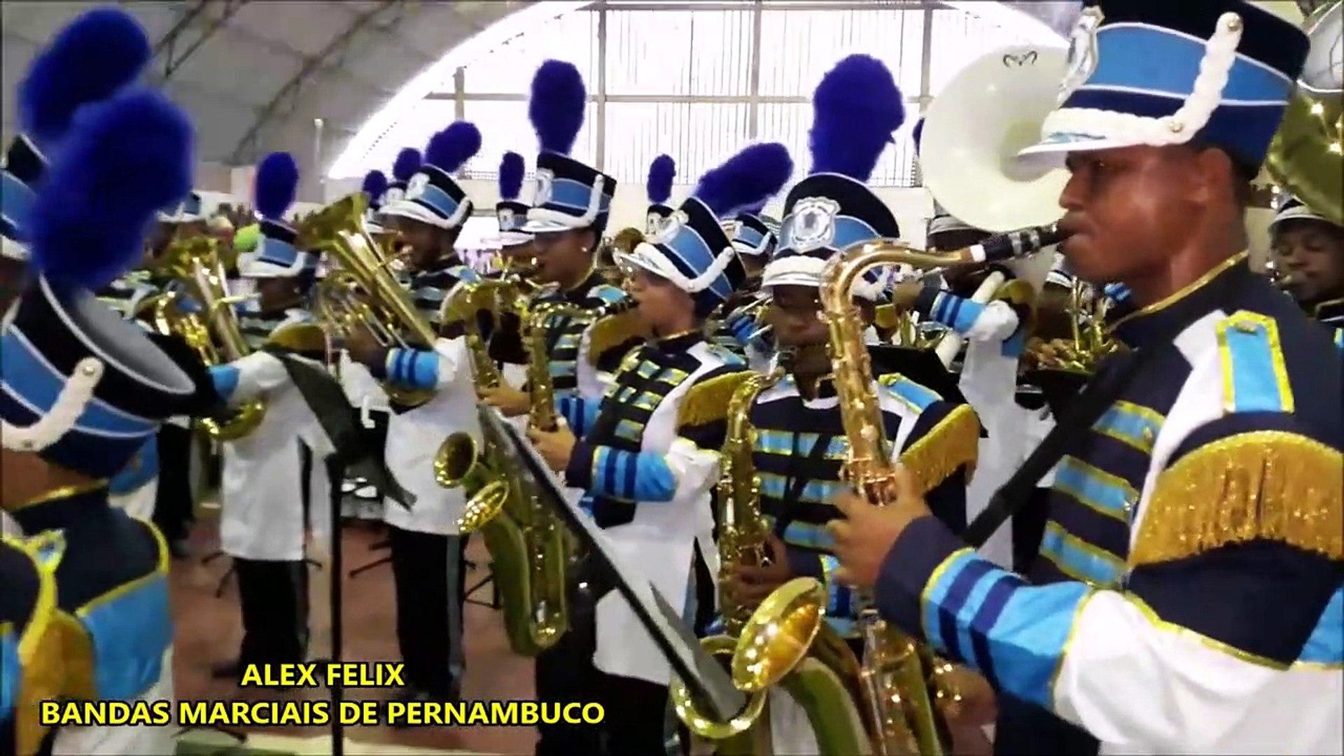 Banda Musical Nossa Senhora do Rosario 2018 _ XI COPA NORDESTE NORTE DE BANDAS E FANFARRAS - PE
