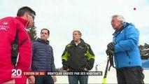 Alpes-de-Haute-Provence : la station de Montclar sauvée par ses habitants