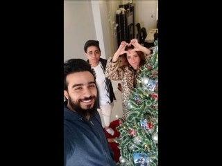 Mohamed Aamer  - لما نصحا على احلي مفاجأة في رأس السنة