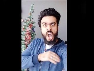 Mohamed Aamer  - مهرجان الهلى بلى اول فيديو في السنة الجديدة ٢٠١٨