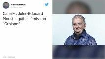 «Groland». Canal + officialise le départ du présentateur historique Moustic