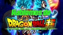 Hablemos de Dragon Ball Super Broly | Mejores escenas en español latino!