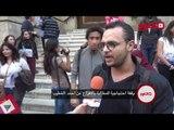 اتفرج| وقفة احتجاجية للمطالبة بالافراج الصحي عن أحمد الخطيب