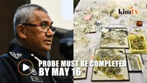 IGP- Probe on seized items in 1MDB case must be completed by May 16