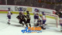 Cape Breton, Screaming Eagles at Moncton, Wildcats