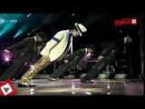 اتفرج | «الأسطورة» مايكل جاكسون.. المغني والراقص والشاعر
