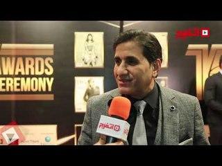 اتفرج | أحمد شيبة : سعيد بجائزة ديرجيست وانتظرونى في دويتو مع إيهاب توفيق