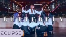 [KPOP IN THE RAIN] LOONA (이달의 소녀) - Butterfly Full Dance Cover [ECLIPSE x 1theK Dance Cover Contest]