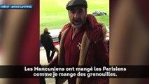PSG-MU : Éric Cantona a adoré