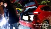 Độ cốp đóng mở điện Honda HRV giá rẻ tại Hà Nội - Rambo Auto