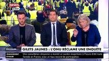 """Violent accrochage hier soir avec Danielle Simonnet de la France Insoumise sur CNews: """"Pascal Praud vous êtes vraiment insupportable."""