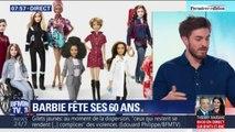 Barbie fête ses 60 ans ce jeudi et elle a bien évolué depuis ses débuts