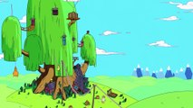 Adventure Time | Flute Spell | Finn confesses to Huntress ...