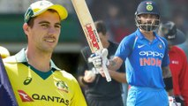 Kohli The Difference Between The Teams in Second ODI Says Cummins | Oneindia Telugu