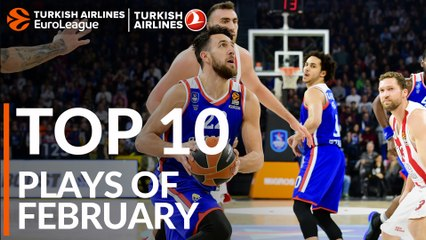 Top 10 Plays of February