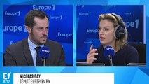 """Nicolas Bay sur les djihadistes en Syrie : """"S'ils risquent la peine de mort, tant pis pour eux !"""""""