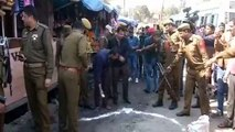 Jammu bus stand blast LIVE: 18 Injured, Jammu and Kashmir Police, CRPF jawans cordoned off area