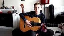 SAINT-MARTIN-D'HERES Tony, 11 ans : « J'ai chanté avec Kendji »