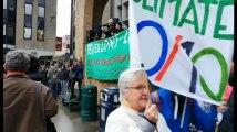 Marche pour le climat à Louvain-la-Neuve