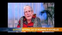 Seychelles: funérailles nationales pour l'ex-président Albert rené [The Morning Call]