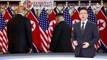 회담 결렬 직후…'김정은 메시지' 들고 뛴 최선희
