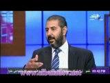 برنامج ستوديو البلد مع احمد سمير وايمان الحصرى 27 8 2012