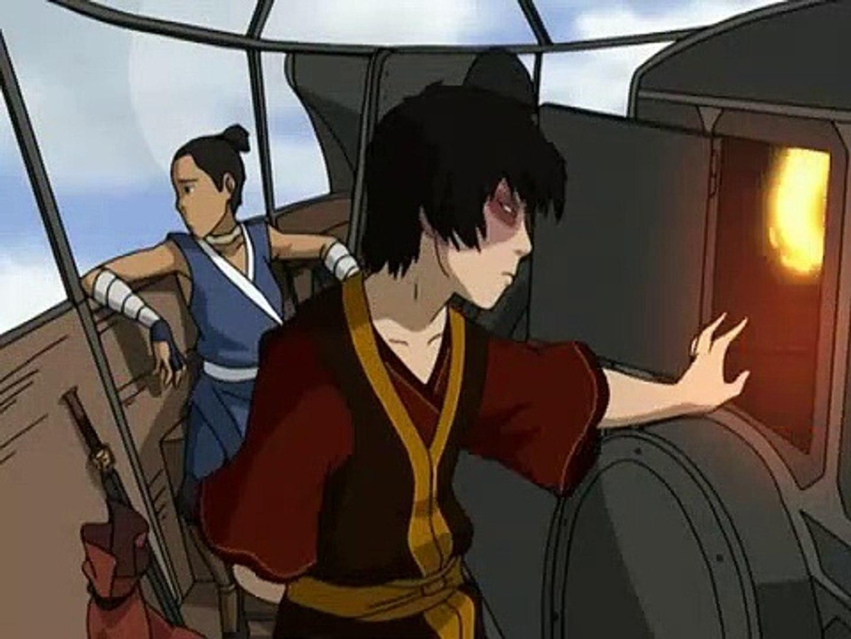 Avatar The Last Airbender - S03E14,E15 - The Boiling Rock