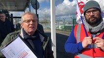 Débrayage à l'usine Bel de Sablé-sur-Sarthe : FO et CGT réclament une hausse des salaires