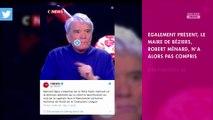 Bernard Tapie : en clash avec Robert Ménard, il menace de quitter le plateau de CNews