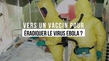 Vers un vaccin pour éradiquer le virus Ebola