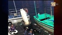 Pescadores peruanos rescatados en Santa Elena