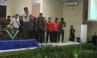 Sempat Ditolak, Diskusi Rocky Gerung di Jember Berjalan Lancar