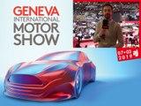 Mag autojournal.fr du 07/03/2019 en direct du Salon de Genève 2019