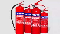 Fire Safe | Fire Extinguisher Service