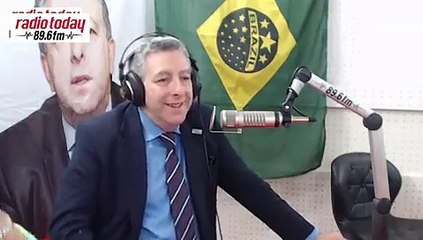 Radio Today 89.6 FM Episode with Ambassador of Brazil