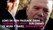Bernard Tapie atteint d'un cancer : son rapport personnel avec la maladie