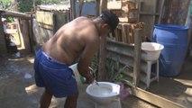 Cloacas a cielo abierto causan enfermedades víricas en las favelas de Brasil
