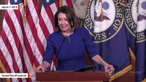 Pelosi Says She Doesn't Believe Rep. Ilhan Omar's Israel Comments Were Intended To Be Anti-Semitic
